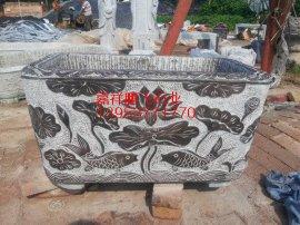 厂家生产 供应石雕花盆