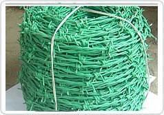 供应刺绳围栏|铁丝刺绳|刺绳护栏网|刺绳厂