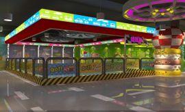 主题乐园环境艺术装饰  儿童游乐场基础设计装饰