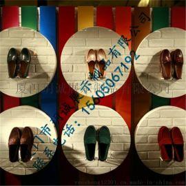 厦门玥诚店铺创意个性橱窗展示台 鞋店橱窗道具制作