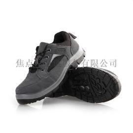 霍尼韦尔 防滑防砸防静电劳保鞋 Tripper低帮运动式安全鞋 灰黑款 SP2010501