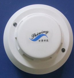 机房高温烟雾报警器,箱变烟雾报警器,常开烟雾报警器