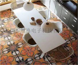 浮雕玻璃亚克力板印刷机MG-1013广告瓷砖UV平板打印机
