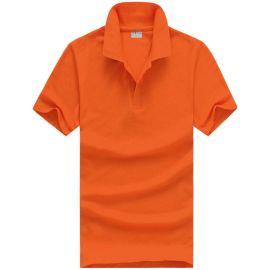 成都广告衫工作服定制现货文化衫制作T恤克印字绣花