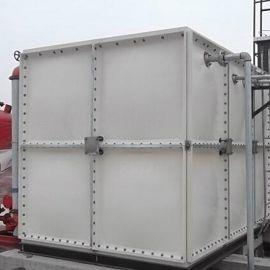 玻璃钢SMC水箱 玻璃钢组装水箱 生活饮用水箱 消防水箱
