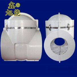 DN25河北阀门保温壳厂家玻璃钢活动保温罩供应大城天津新疆