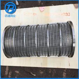 不锈钢楔形网,矿筛网/固液分离机筛网