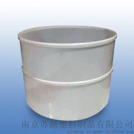 梯形电镀槽 化工酸洗槽PP槽 耐酸碱耐腐蚀设备 塑料厂家加工定做