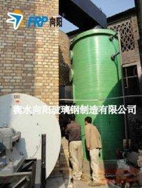 玻璃厂氢氟酸废气处理-衡水向阳