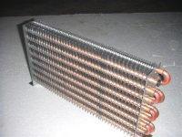 河南科瑞銅管無霜冰箱蒸發器(410*200)