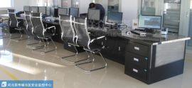 河北联众恒泰某市城北区安全监控中心AOC-B10定制设计