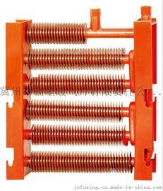 批發福星鋼制翅片管散熱器/高頻焊接型