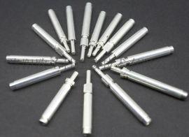 厂家定制 3mm大电流接触件 连接器端子 汽车航空轨道交通扭簧插孔