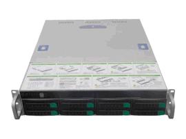 研恒厂家2U机架式服务器EIS-2208工业服务器 可定制