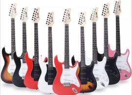 電吉他樂器廠精工ST電吉他量大可代工貼牌廠家批發質量保證