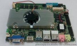 i5-4200U四代酷睿CPU,Haswell架構,3.5寸板載記憶體工業主板