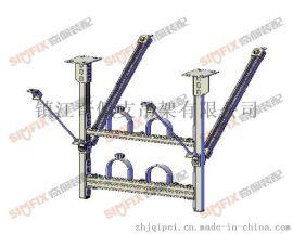 奇佩抗震支架支吊架安装案例