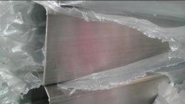广东达标304不锈钢管 GB/T12770-2012拉丝方管