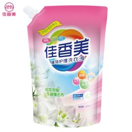 佳香美袋装植物护理洗衣液
