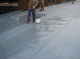刚性防水 水泥基渗透结晶防水涂料 卫生间地下室屋顶防水止漏