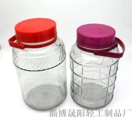 梅酒瓶   葡萄酒白酒瓶   带水龙头玻璃瓶  厂家定制 外贸出口