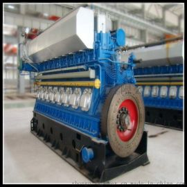 3000kw柴油发电机组价格表  中冷重油发电机组