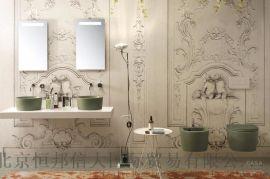 意大利CERAMICA GLOBO超现代的浴室家具