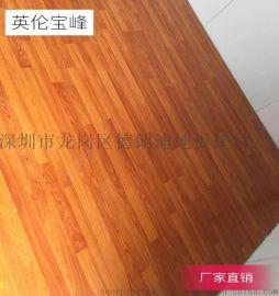 英伦宝峰 耐磨工装木地板 水晶面金刚板复合木地板8mm 工厂直销