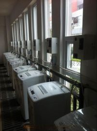 湖南校园投币刷卡手机支付洗衣机