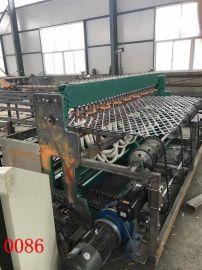新型焊接刀片刺网机刀片刺绳菱形网方孔长孔刺丝护栏网生产设备厂家直销性价比高