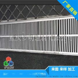 厂家直销水篦子 316L不锈钢矩管水篦子沟盖板 排水沟雨水水篦子定做