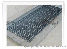 电厂钢格栅,平台钢格板,污水厂钢格板