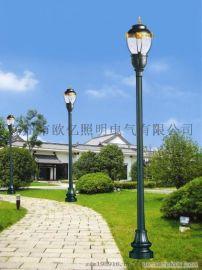 厂家批发庭院灯 园林亮化LED庭院灯 户外景观庭院灯路灯