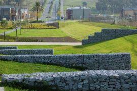 新河厂家供应石笼网|石笼网箱|镀石笼网