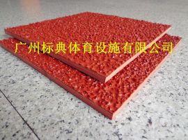全塑型塑胶跑道(HPU13mm)
