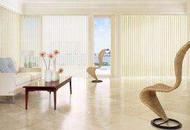 广州curtian厂家订制高档垂直窗帘办公窗帘电动垂帘