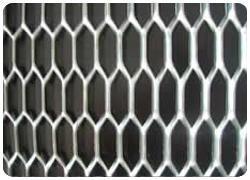 异形铝板网