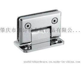 厂家直销 雅诗特 YST-K201 斜边圆角90度双边浴室玻璃夹