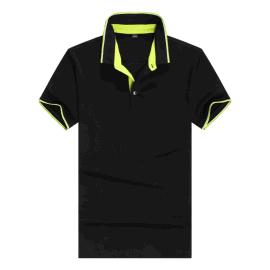 廠家現貨供應時尚中高檔翻領POLO衫 企業文化衫廣告衫