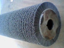 专业生产尼龙丝毛刷辊,清洗毛刷辊,条形毛刷,皮带毛刷 可定做
