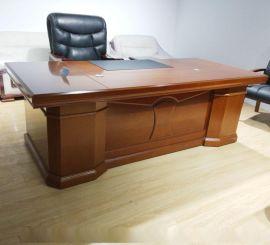 滦南翔宇bantai2.4米办公老板桌班台