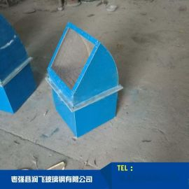 (防腐)边墙排风机&玻璃钢边墙风机配45度防雨罩不锈钢防虫网