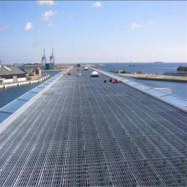 平台钢格板 热镀锌钢格板平台 电厂钢格板