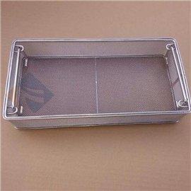 优质生产厂家 不锈钢消毒筐 45*25*6批量生产 当天发货