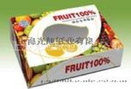 幹貨包裝箱 彩色禮品包裝盒 精美瓦楞彩盒定做 高檔食品包裝盒
