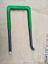 供应优质塑钢爬梯   包塑颜色:绿色