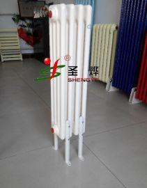 鋼制柱型暖氣片圓四柱散熱器