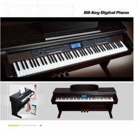 drm 多瑞美     说明:技术名称技术参数     ●键盘:88键标准重锤钢琴图片