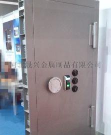 國防部認證 鋼碳金庫門 銀行安全庫門 防火門鋼質 銀行聯動