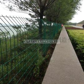 沃達現貨雙邊絲護欄 鐵絲網圍欄 場地圍欄